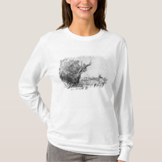 View of Omval, near Amsterdam, 1645 T-Shirt