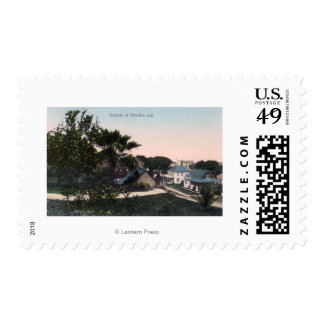 View of Oroville ResidencesOroville, CA Postage Stamp
