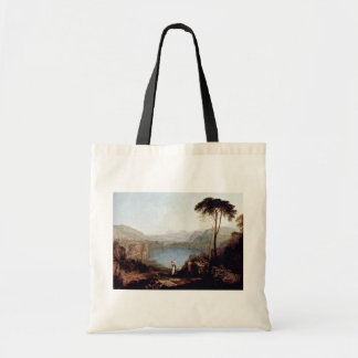 View Of Orvieto By Turner Joseph Mallord William Tote Bags