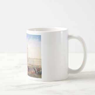 View of Palace Square and the General Headquarters Coffee Mug