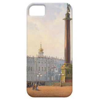 View of Palace Square and Winter Palace iPhone SE/5/5s Case
