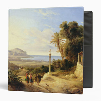 View of Palermo, 1840 Binder