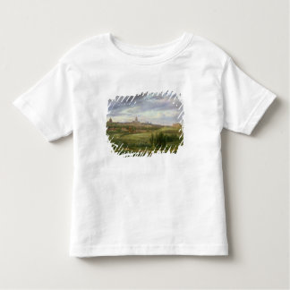 View of Paris from Butte aux Cailles, Gentilly Toddler T-shirt