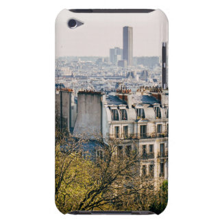 View of Paris From Montmartre Hill Case-Mate iPod Touch Case