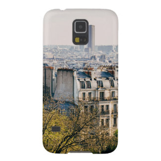 View of Paris From Montmartre Hill Galaxy S5 Cover