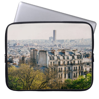 View of Paris From Montmartre Hill Laptop Sleeve