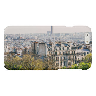 View of Paris From Montmartre Hill Matte iPhone 6 Case