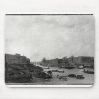 View of Paris from the Pont-Neuf, c.1800 Mouse Pad