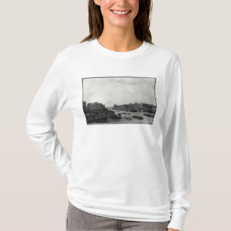 View of Paris from the Pont-Neuf, c.1800 T-Shirt