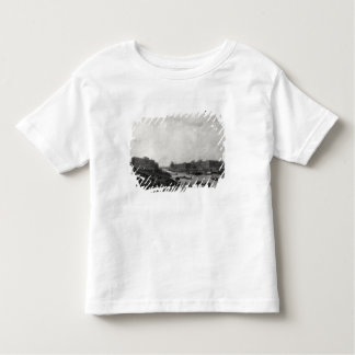 View of Paris from the Pont-Neuf, c.1800 Toddler T-shirt