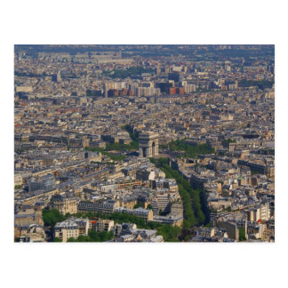 View of Paris Postcards