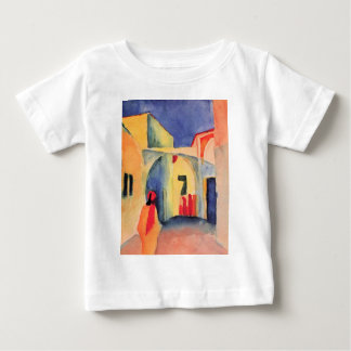 View of path baby T-Shirt
