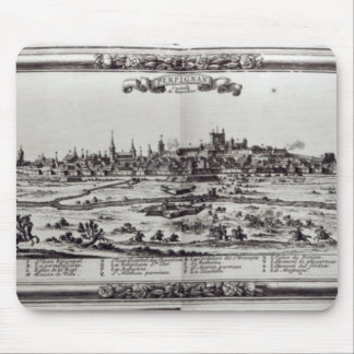 View of Perpignan, southern France, c.1645 Mouse Pad