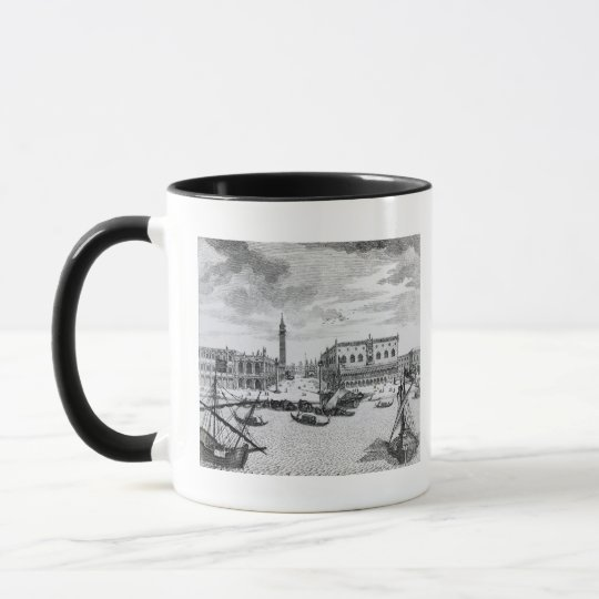 View of Piazza San Marco from the Bacino, Venice Mug