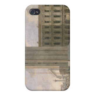 View of Piazza San Marco, Venice, c.1726 Cases For iPhone 4
