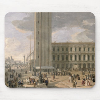 View of Piazza San Marco, Venice, c.1726 Mouse Pad