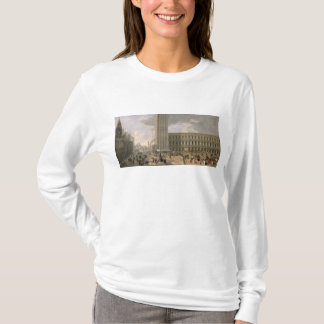 View of Piazza San Marco, Venice, c.1726 T-Shirt