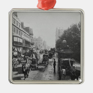 View of Piccadilly, c.1900 Metal Ornament