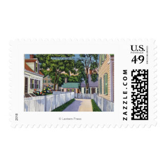 View of Picturesque Residences Postage