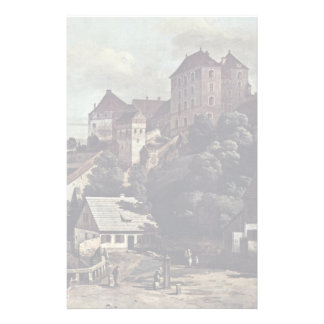 View Of Pirna Pirna From The South Side Stationery Design