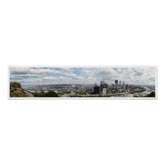 View of Pittsburgh Print