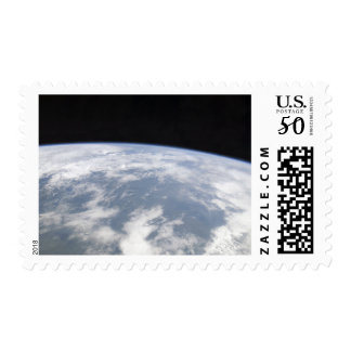 View of planet Earth from space Postage