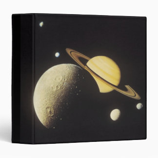view of planets in the solar system binder