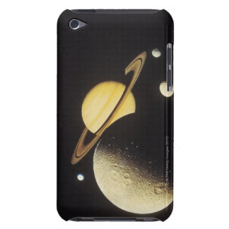 view of planets in the solar system barely there iPod covers