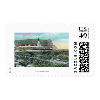 View of Point Loma LighthouseSan Diego, CA Postage