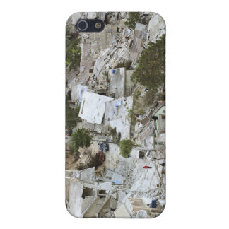 View of Port-au-Prince, Haiti Cover For iPhone 5