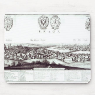 View of Prague, 1649 Mouse Pad