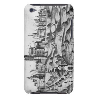 View of Prague showing the Imperial Palace and the iPod Touch Cover
