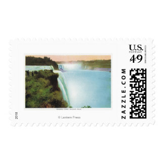 View of Prospect Point Postage