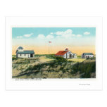 View of Race Point Coast Guard Station Postcards