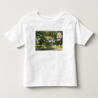 View of Ralph Waldo Emerson House Toddler T-shirt