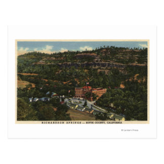 View of Richardson Springs Postcard