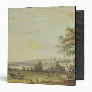 View of Rochester 3 Ring Binder