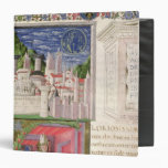 View of Rome as the City of God 3 Ring Binders