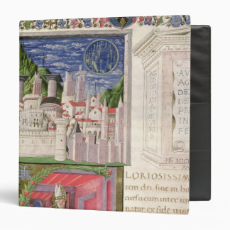View of Rome as the City of God Binder