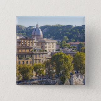 View of Rome from Castel Sant' Angelo Button