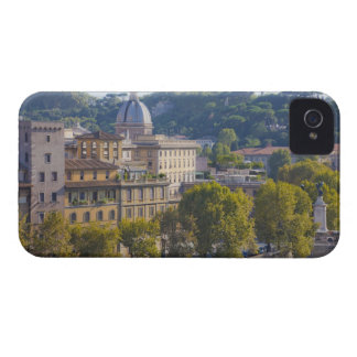 View of Rome from Castel Sant' Angelo iPhone 4 Cover