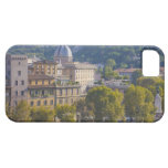 View of Rome from Castel Sant' Angelo iPhone 5 Case