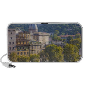 View of Rome from Castel Sant' Angelo Speakers