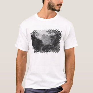 View of Roslin Castle T-Shirt