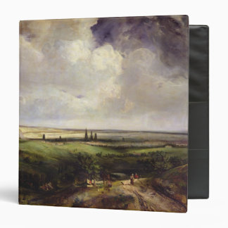 View of Rouen, 1831 3 Ring Binder