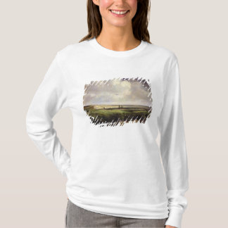 View of Rouen, 1831 T-Shirt