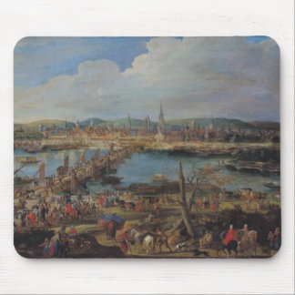 View of Rouen from Saint-Sever, c.1715-20 Mouse Pad