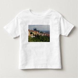 View of Saint Vitus's Cathedral, Prague, Czech Toddler T-shirt