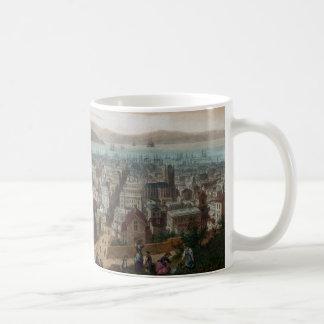 View of San Francisco (1860) mug