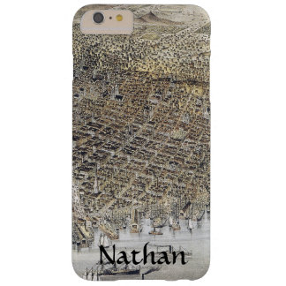 View Of San Francisco, 1878 Barely There iPhone 6 Plus Case